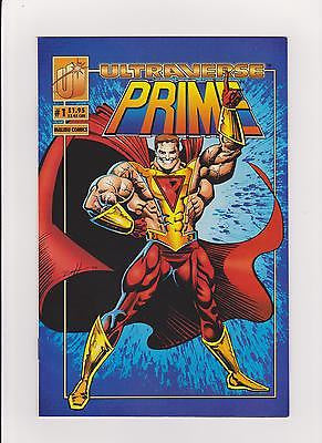Prime  #1      High Grade - ComicBookKeys