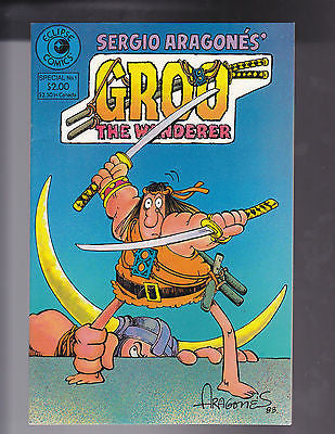 Groo  Special  #1    Oct, 1984    Nm-   9.2 - ComicBookKeys