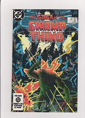 Swamp Thing  #20  1st Alan Moore Issue   High Grade - ComicBookKeys