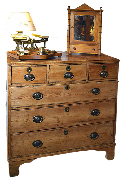 Chest of Drawer - Tonkin of Nantucket - English and French Antique Furniture and Accessories