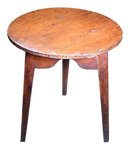 Cricket Table - Tonkin of Nantucket - English and French Antique Furniture and Accessories