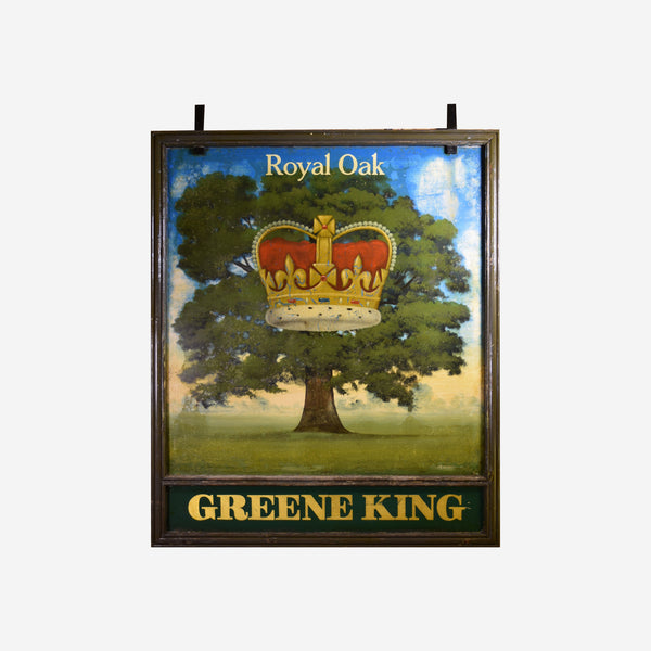 Greene King: Royal Oak - Tonkin of Nantucket - English and French Antique Furniture and Accessories