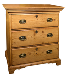 Chest of Drawers - Tonkin of Nantucket - English and French Antique Furniture and Accessories