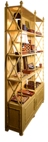 Book Cases - Tonkin of Nantucket - English and French Antique Furniture and Accessories