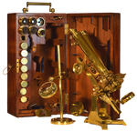 Microscopes - Tonkin of Nantucket - English and French Antique Furniture and Accessories