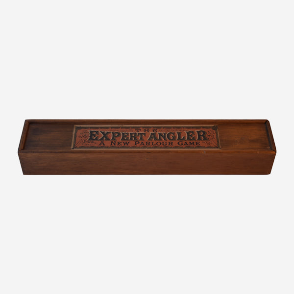 Boxed Expert Angler Parlor Game - Tonkin of Nantucket - English and French Antique Furniture and Accessories