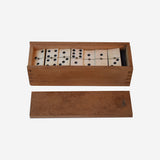 Boxed Set of Dominoes - Tonkin of Nantucket - English and French Antique Furniture and Accessories