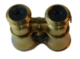 Brass Switchover Binoculars - Tonkin of Nantucket - English and French Antique Furniture and Accessories