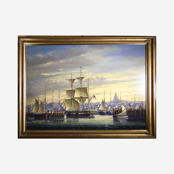 Paintings - Tonkin of Nantucket - English and French Antique Furniture and Accessories