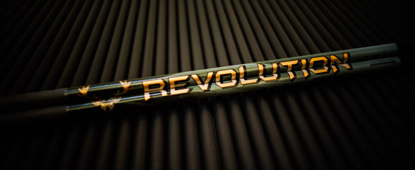REVOLUTION - Arrow Shafts