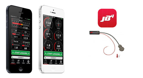 JB4 Cables and accessories