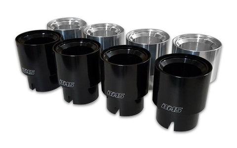 BMS Billet tailpipes (Black) for F series BMW M cars