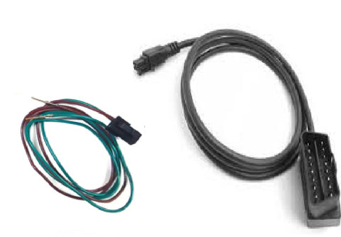 JB4 OBD2 Cable with loom and pins