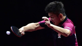 Fan Zhendong la Chinese Trials
