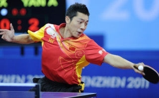 Xu Xin la World Tour Grand Finals