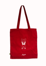 Load image into Gallery viewer, Arcades tote bag