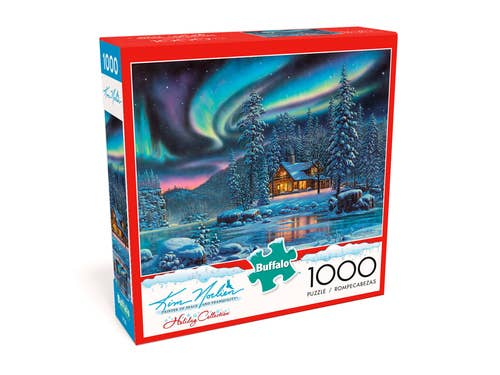 Buffalo Games & Puzzles - Aurora Bliss Jigsaw Puzzle