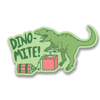 Turtle's Soup - Dino-Mite! Vinyl Sticker