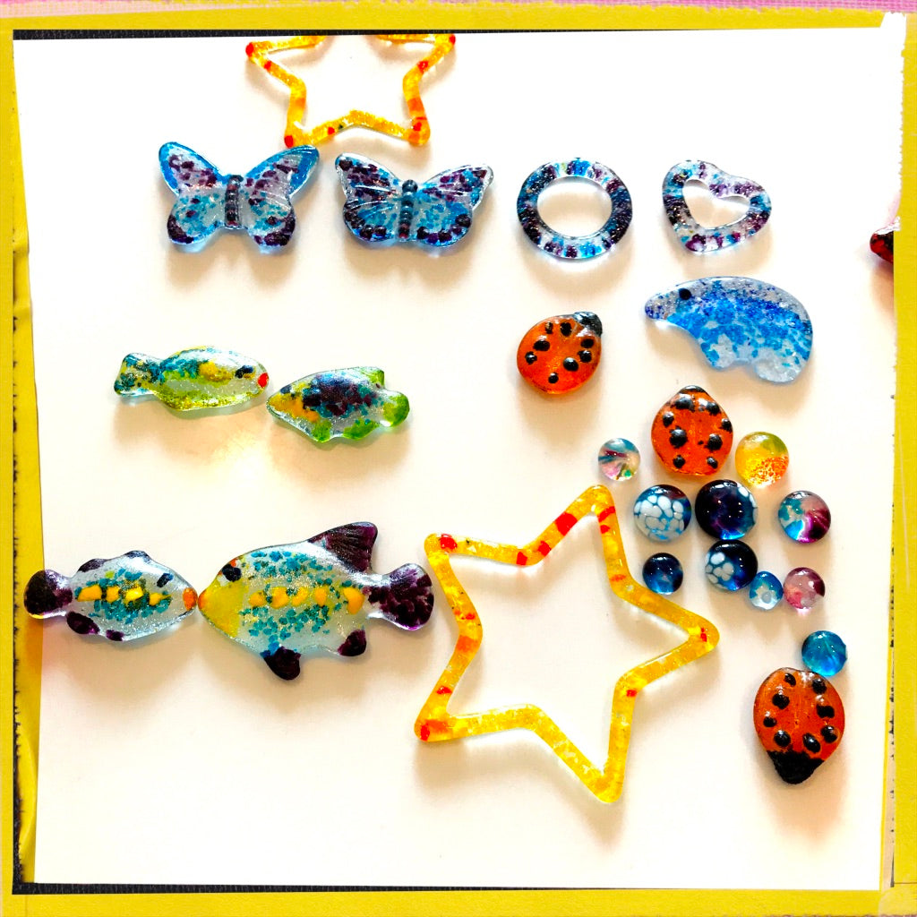 Walk-in and Create- Glass Fusing
