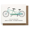 Smarty Pants Paper - Bike Greeting Card