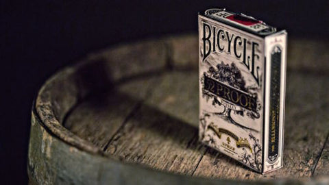 Bicycle Prohibition 52 Proof v1 Playing Card Deck from Ellusionist