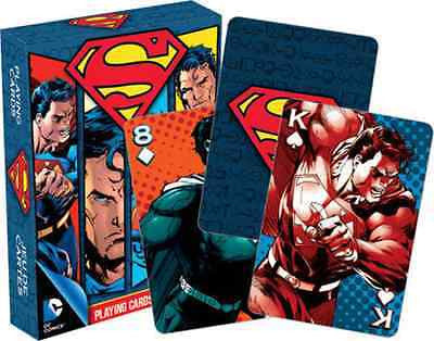 DC Superman Playing Cards Deck