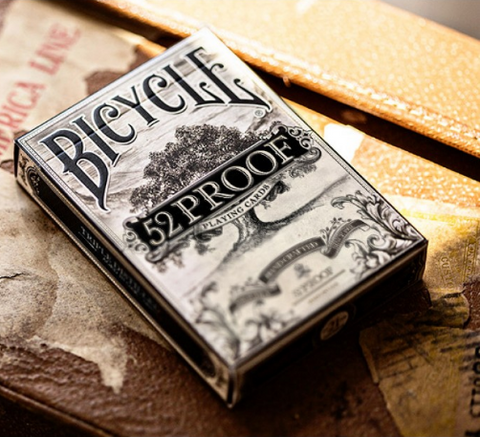 52 Proof V2 Playing Cards by Ellusionist/Bicycle