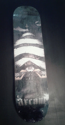 Arcane Designed Skateboard Deck by Ellusionist