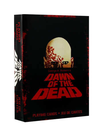 Dawn of the Dead Playing Cards by Aquarius