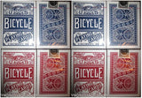 Chainless Playing Cards 2-Pack Sets by Bicycle