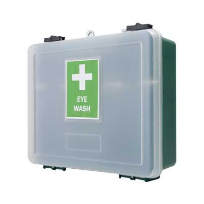 Double Eye Wash Station - First Aid - UK - 1