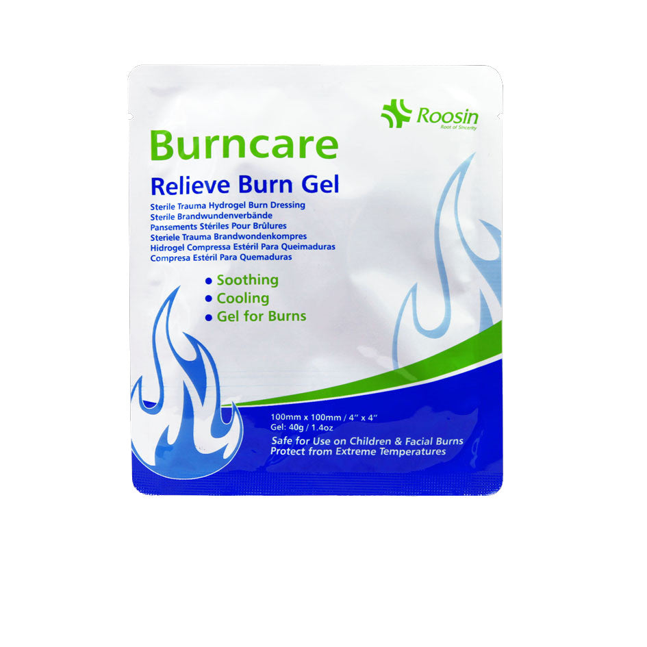 Burncare Dressings - First Aid - UK - 1