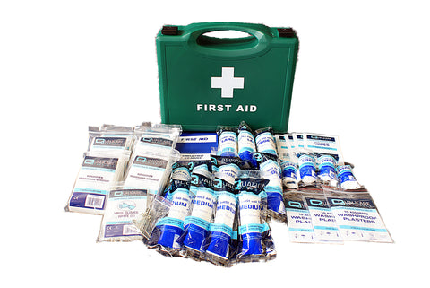 First Aid HSE Kit 1-20 Person -  - 1