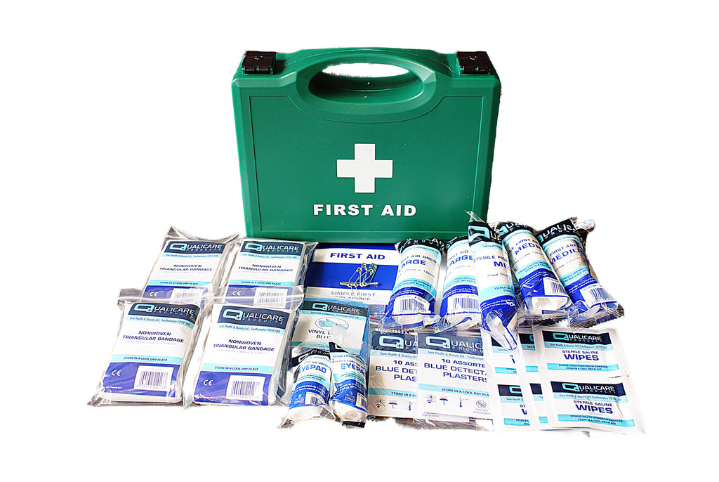 First Aid HSE Catering Kit 1-10 Person -  - 1