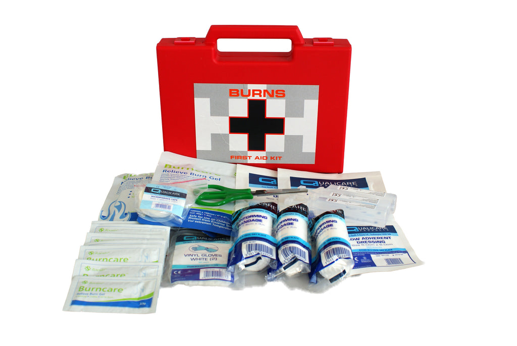 Burns First Aid Kit - First Aid - UK - 1