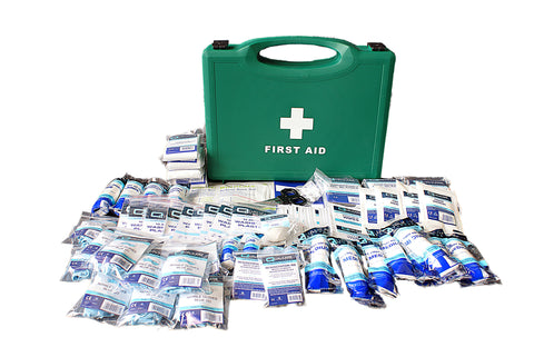 First Aid HSE Catering Kit 1-50 Person -  - 1