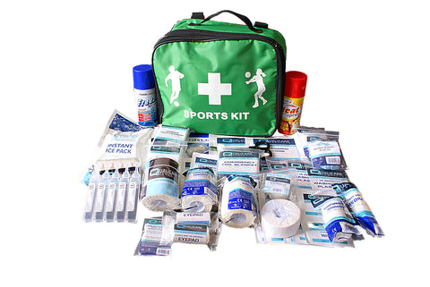 Sports First Aid Kit Touchline -  - 1