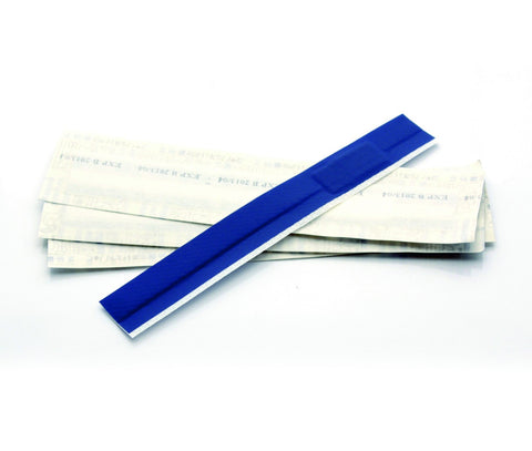 Blue Detectable Finger Extension Plaster 160cmx20mm (50) -
