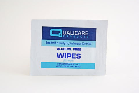 Alcohol Free Wipes (100) -