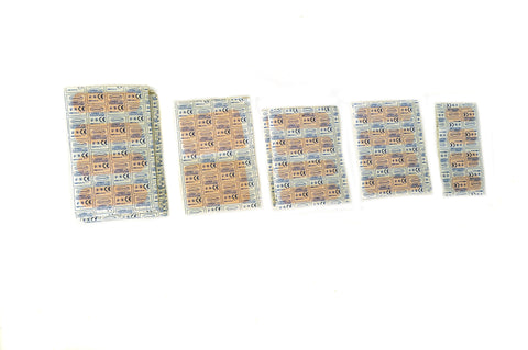 Washproof Assorted Plasters (10) -  - 1
