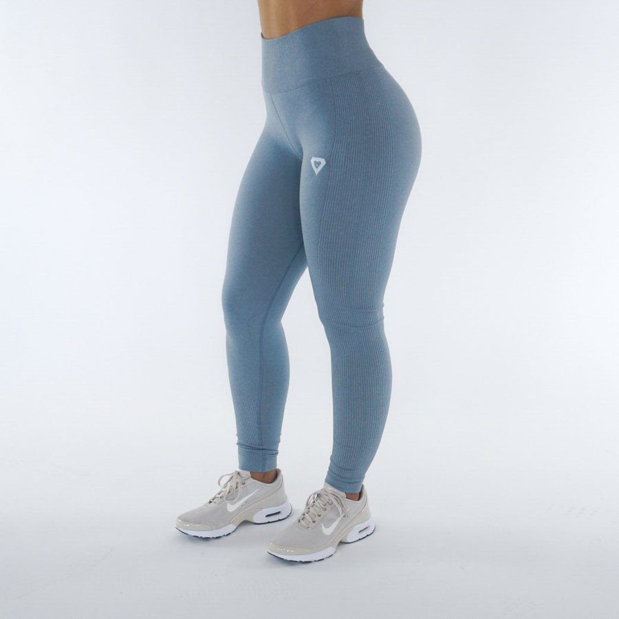Merakilo Amenity Leggings - Baby Blue - merakilo
