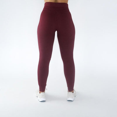 Merakilo Amenity Leggings - Cherry Red - merakilo