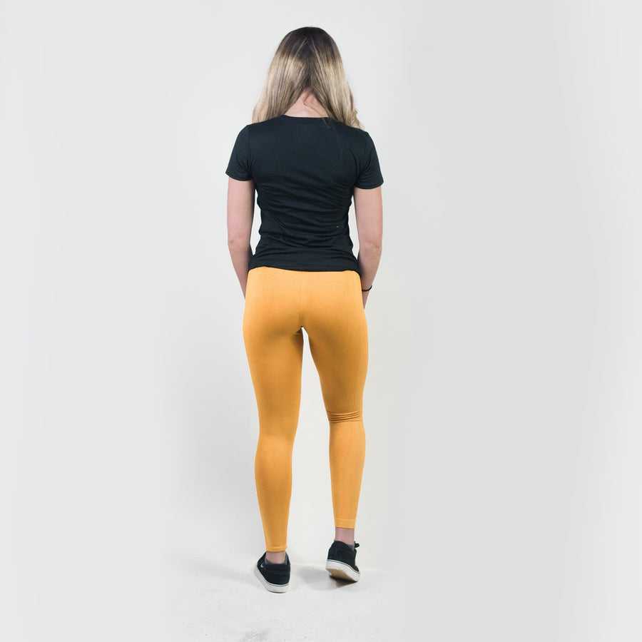 Merakilo Amenity Leggings - Honey - merakilo