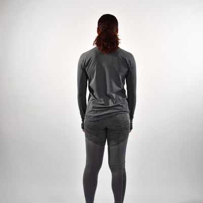 Bottoms & Leggings - Merakilo Ignite Leggings - Grey