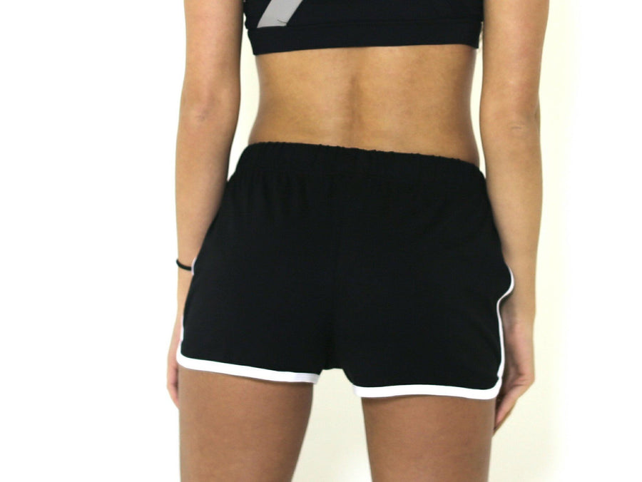 Merakilo Scope Shorts - Black - merakilo