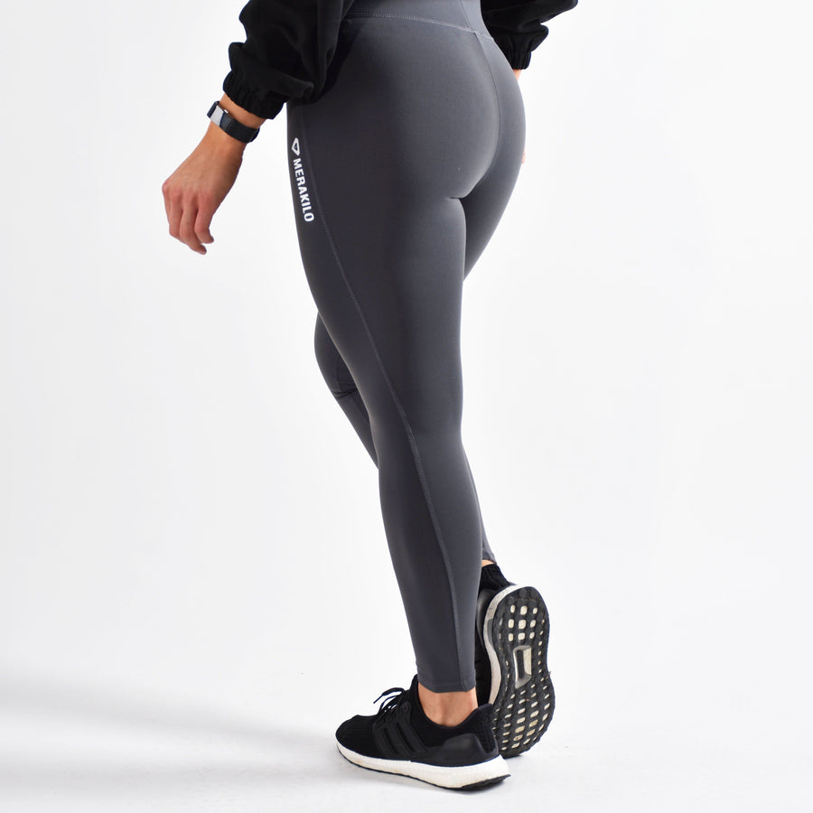 Bottoms & Leggings - Merakilo Women's Element Leggings - Grey