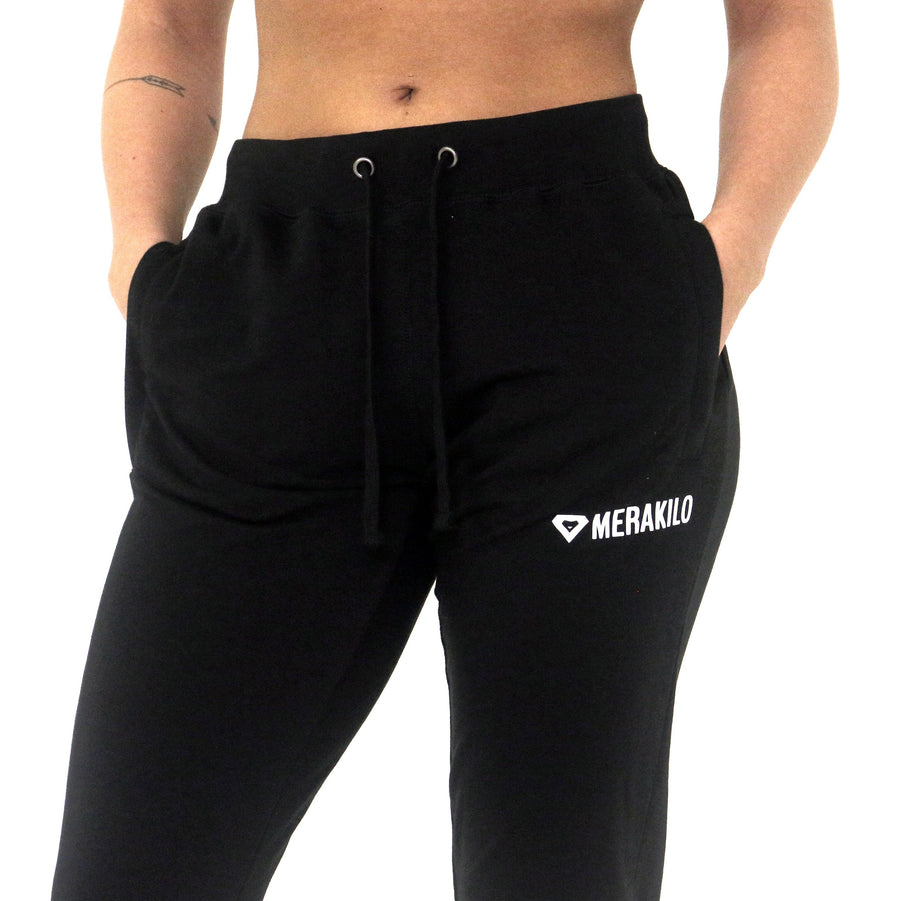 Merakilo Womens Form Bottoms - Black - merakilo