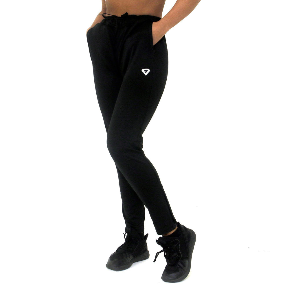 Merakilo Womens Surface Bottoms - Black - merakilo