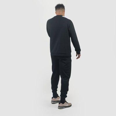 Bottoms - Merakilo Men's Tape Bottoms- Black