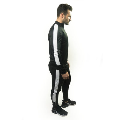 Merakilo Mens DRY-LUX Bottoms - Black/ White - merakilo